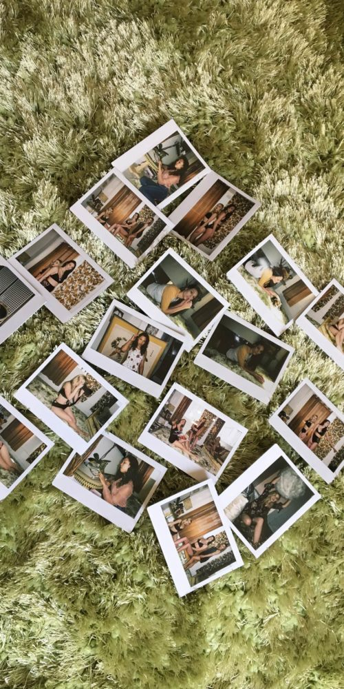 The Gypsy Shack polaroids